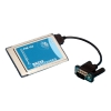 PCMCIA 1 port RS232 Serial Adapter Ruggedised