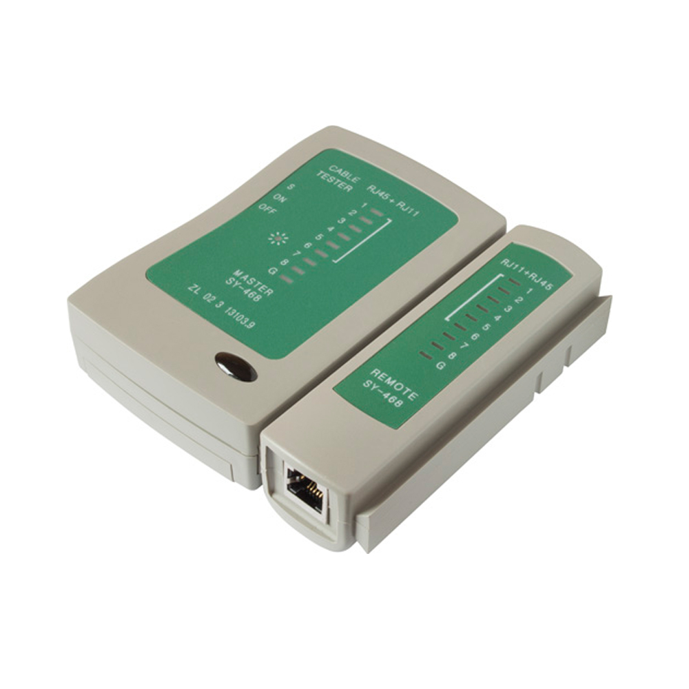 Lan Cable Tester : Mep rj tester ethernet network lan cat e