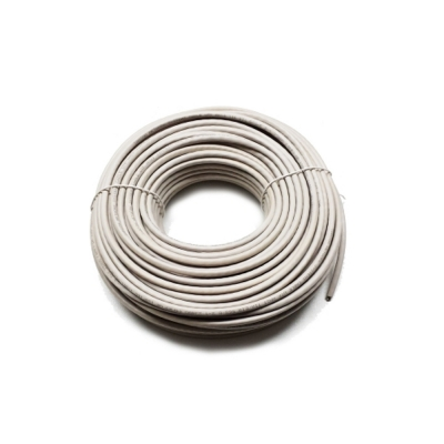 50m Reel of CAT6 Network Ethernet Cable Grey
