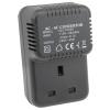 110v to 240v Step up voltage transformer convertor to UK plug socket