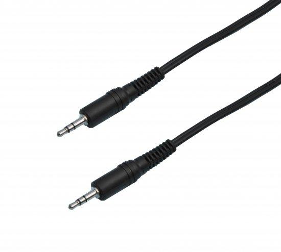 MEP 3.5mm Stereo Plug To 3.5mm Stereo Plug
