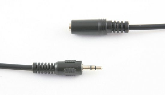 MEP 3.5mm  stereo headphone extension