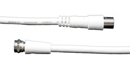 MEP Coax plug/F plug 1.5m