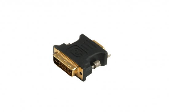 MEP DVI plug (29 pin)/VGA socket  adaptor