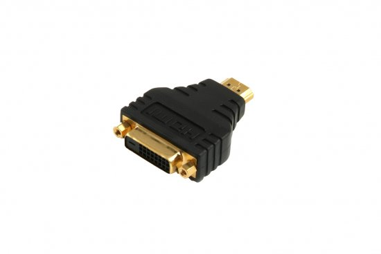 MEP HDMI plug/DVI socket (version 1.3) (24 pin) adaptor