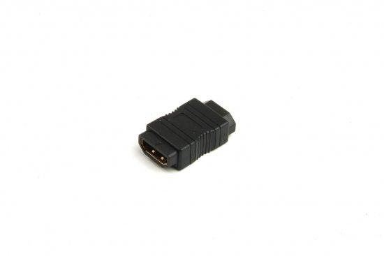 MEP HDMI socket to socket coupler gold connector (version 1.3)
