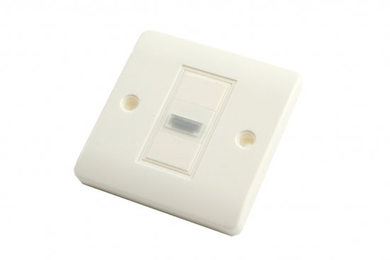 MEP HDMI outlet plate, flush mount (version 1.3)